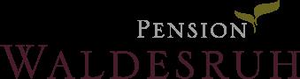 Logo - Hotel Pension Waldesruh